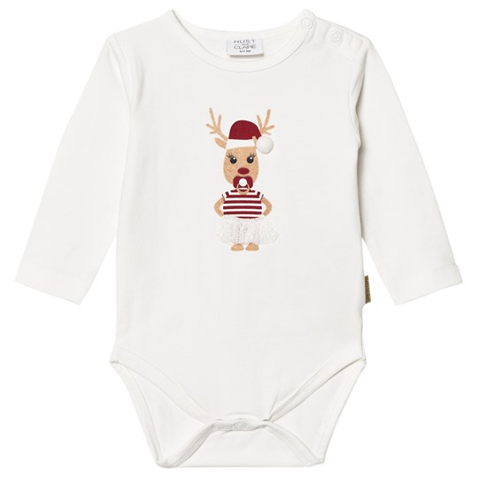 Hust&Claire Berta Baby Body Ivory Ivory
