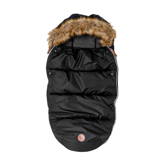 Angel of Sweden Tärnaby Footmuff Black
