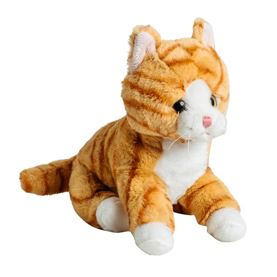 Molli Toys Tiger Cat Yellow