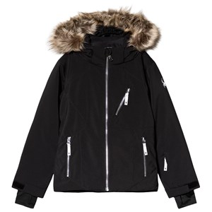 Image of Spyder Black Geneva Jacket 10 years (3134508965)