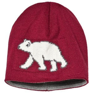 Image of Ticket to heaven Short Knit Hat Rumba Red 49 cm (3125294439)