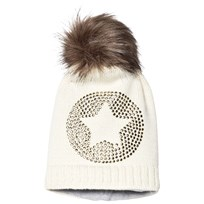 Ticket to heaven Bobble Hat Egret White Egret White 221f791bd040