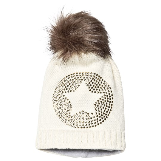 Ticket to heaven Bobble Hat Egret White Egret White