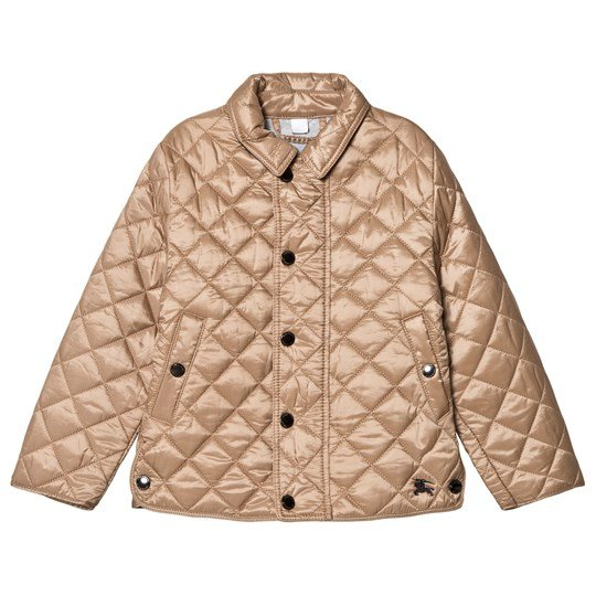 Burberry Lyle Quilted Jacket Beige A1420