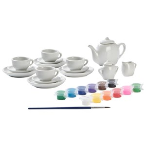 Image of Champion Paint Your Own Tea Set 3 - 5 years (3125236265)