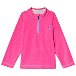 Spyder Speed Fleece Top Pink