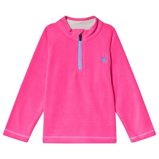 Spyder Speed Fleece Top Pink 670