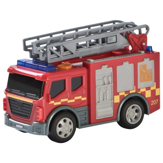 Play Fire Truck Red