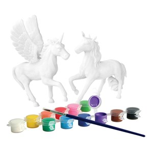 Image of Champion Art 2-Pack Paint Your Own Unicorns One Size (989427)
