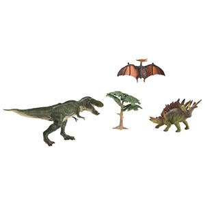 Image of Animal Kingdom Three Dinosaur and One Accessory Set 3 - 8 years (3125292487)