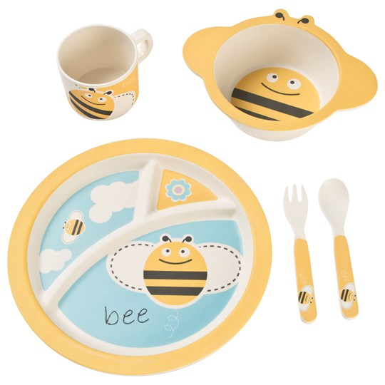 JOUDOO Bambu Barn Set Bee