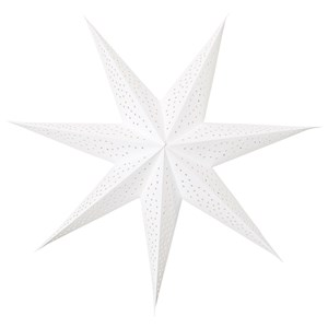 Image of Christmas Kids Christmas Star 60 cm White One Size (1214570)