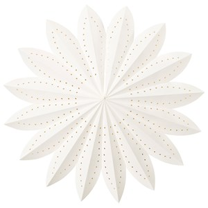 Image of Christmas Kids Christmas Star Snowflake 52 cm White One Size (1214568)
