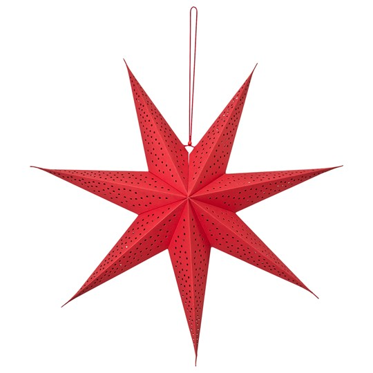 Christmas Kids Christmas Star 60 cm Red