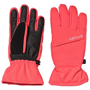 Image of Spyder Astrid Ski Gloves Hibiscus XL (6.5) (3125281583)