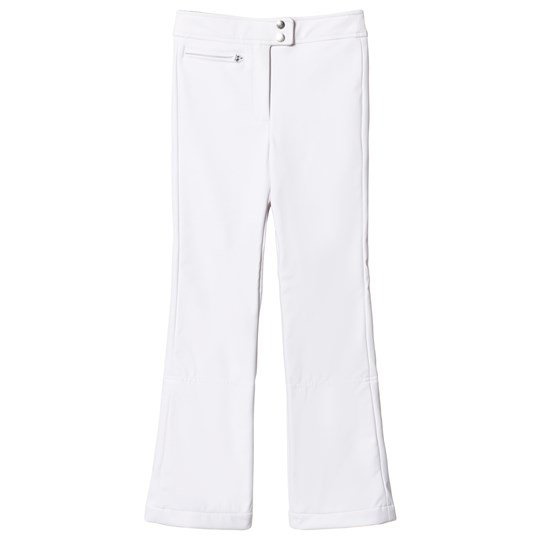 Poivre Blanc Softshell Ski Pants White 0001
