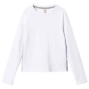 Poivre Blanc Side Branded Base Layer Top White 10 years