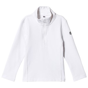 Image of Poivre Blanc Baselayer 1/4 Zip Top White 18 months (1132344)