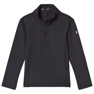 Image of Poivre Blanc Baselayer 1/4 Zip Top Navy 18 months (1132358)