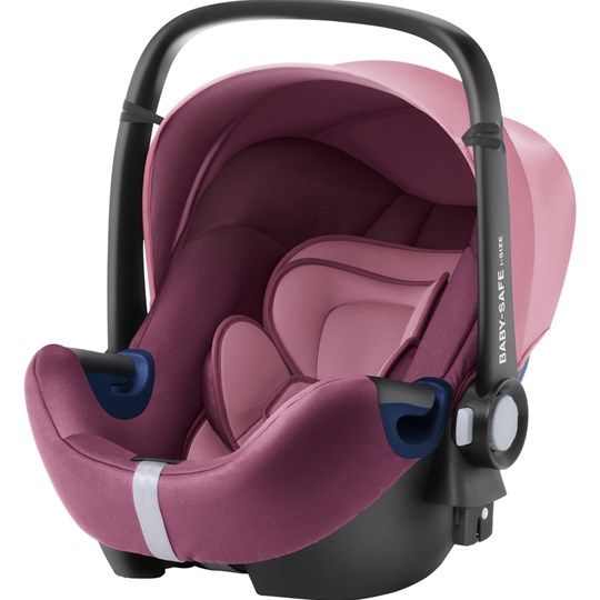Britax BABY-SAFE² i-SIZE Infant Carrier Wine Rose Wine Rose