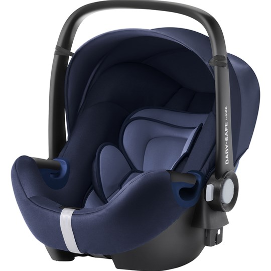 Britax BABY-SAFE² i-SIZE Babyskydd Moonlight Blue moonlight blue