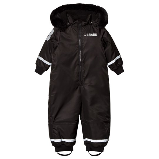 The BRAND Coverall Black