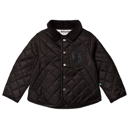 The BRAND Quilted Jacket Black