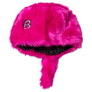 Image of The BRAND Faux Fur Hat with Tail Pink 68/74 cm (1211060)