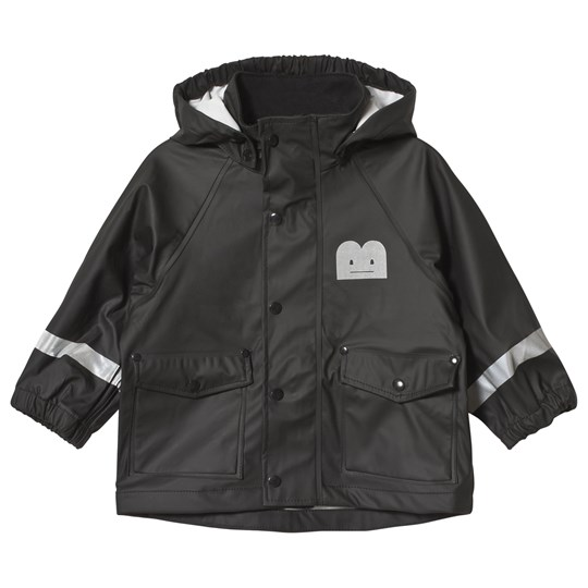 The BRAND Rain Jacket Black