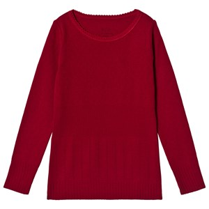 Image of Noa Noa Miniature T-shirt Long Sleeve Rhubarb 6Y (3125268279)