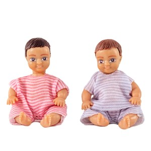 Image of LUNDBY Dolls Two Babies 3+ years (1250058)