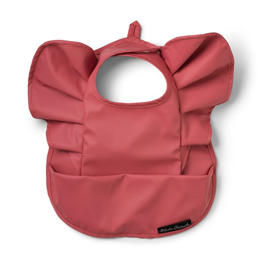 Elodie Details Baby Bib - Winter Blush Red Winter Blush Red
