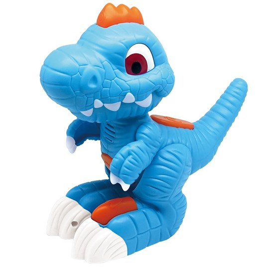 Play Touch and talk T-rex Blue
