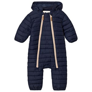 Image of ebbe Kids Demi Quilted Overall Deep Lake Blue 62 cm (2-4 mdr) (3125230787)