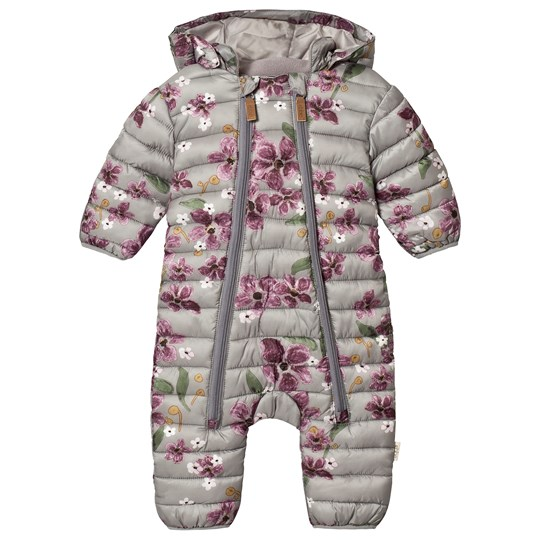 ebbe Kids Demi Quilted Coverall Wild Flowers Wild Flowers