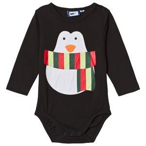 Image of Max Collection Christmas Penguin Baby Body Black 56 cm (3125240083)