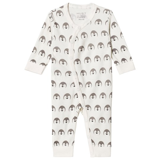 Hust&Claire Mala Pajamas Off-White 白色