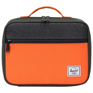 Image of Herschel Pop Quiz Lunch Box Forest Night/Black Crosshatch (3125270083)