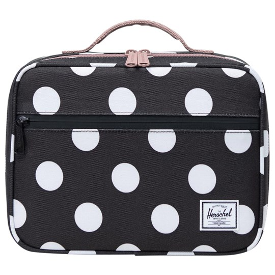 f76b81ba019 Herschel Pop Quiz Lunch Box Polka Dot Ash Rose Polka Dot Ash Rose