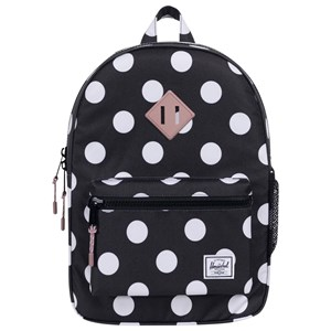 Image of Herschel Heritage Youth Backpack Polka Dot/Ash Rose (3125270073)