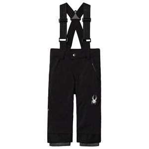 Image of Spyder Black Mini Propulsion Ski Pants 2 years (3125281255)