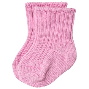 Image of Joha Wool Sock Pink 31/34 (3145066579)