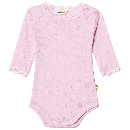 Joha Long Sleeved Baby Body Prime Prime Rose Pink