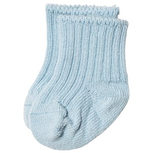 Image of Joha Wool Sock Lysblå 15/18 (3125332131)