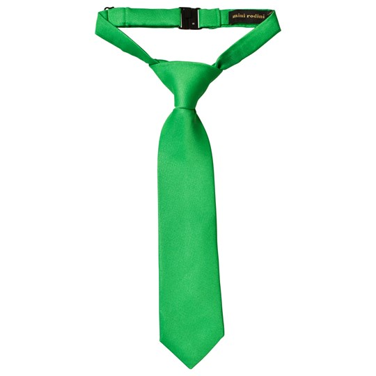 Mini Rodini Tie Green Green