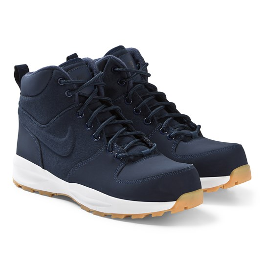 NIKE Manoa Boots Midnight Navy 400
