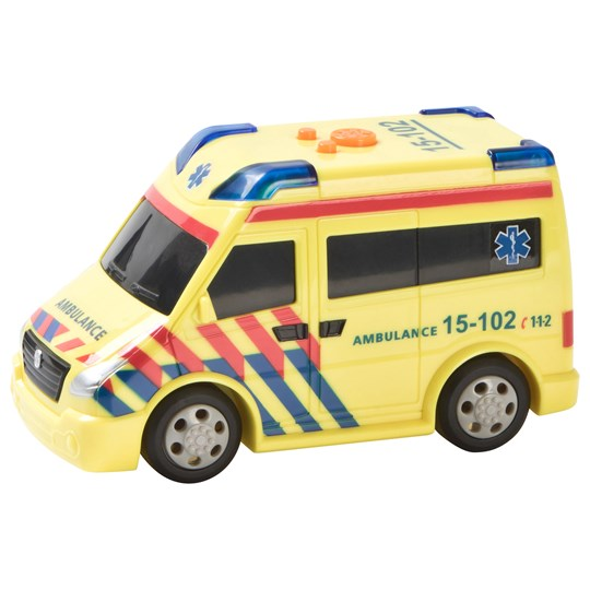 Play Ambulance Yellow