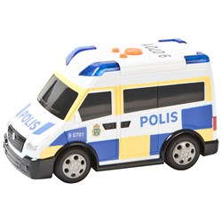 Play Police Vehicle