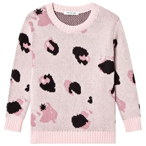 Image of One We Like Knitted Sweater Light Pink 1 år (74/80 cm) (3125243589)