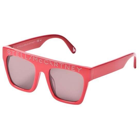 Stella McCartney Kids Red Branded Sunglasses 6620